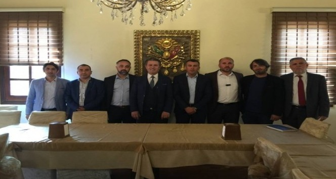ZONDEF' de Gurbet Altay güven tazeledi