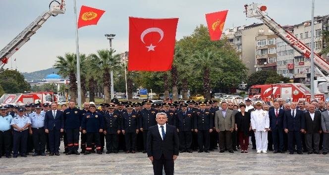 Kdz. Ereğli'de İtfaiye Teşkilatının 303. yaşı kutlandı