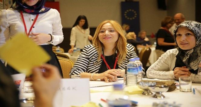 Tokatlı kadınlar ortak akıl toplantısında bir araya geldi