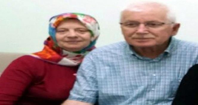 Evli çift aynı kazada hayatını kaybetti