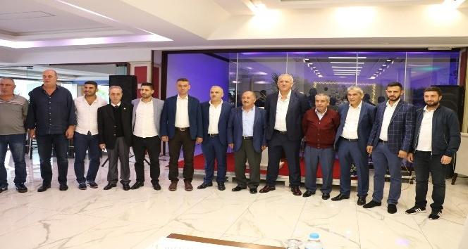 Sakarya Kahveciler Esnaf Odası Başkanı Altay adaylığını açıkladı