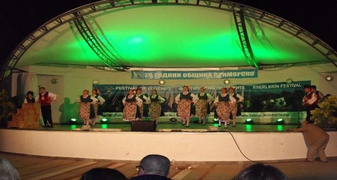 Efsaneler Bulgaristan'da sergilendi