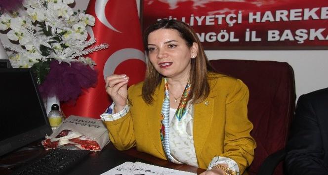 """MHP'li Erdem: """"Barzani'nin hayali çocukluk hayali olarak kalacak"""""""