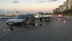 Karamanda trafik kazası: 2 ölü