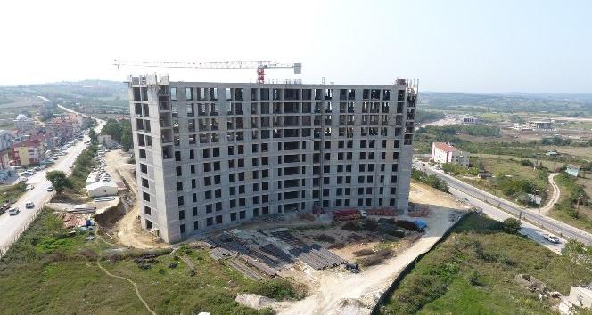 Sinop'un yeni hastanesi 2018'de hizmete girecek