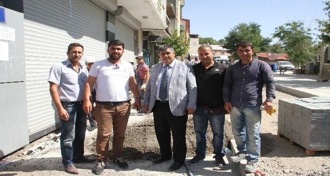 MHP Malazgirt ilçe başkanı Tutar'dan başkan Kırlı'ya teşekkür etti