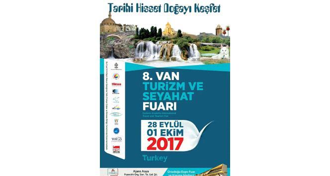 Bitlis Van'daki Turizm ve Seyahat Fuarına katılacak