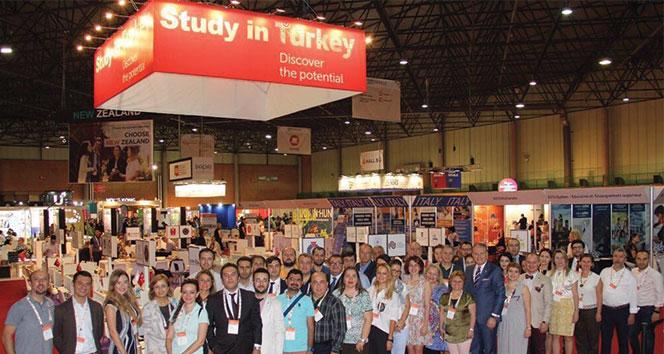 Avrupanın En Büyük Eğitim Fuarına Türkiye Damgası!