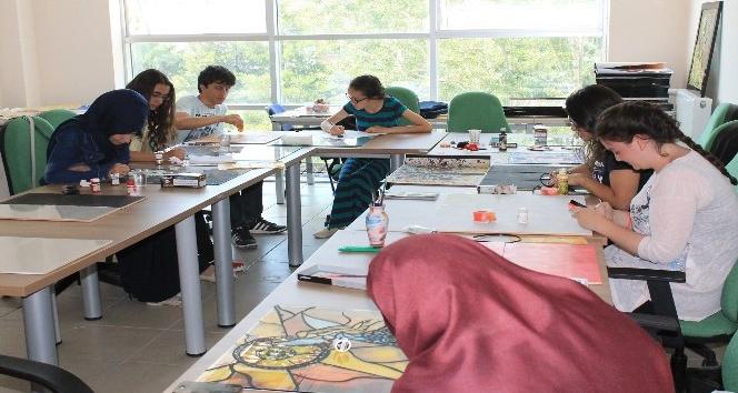 Karaman Gençlik Merkezi'nde yeni dönem kayıtlar başladı