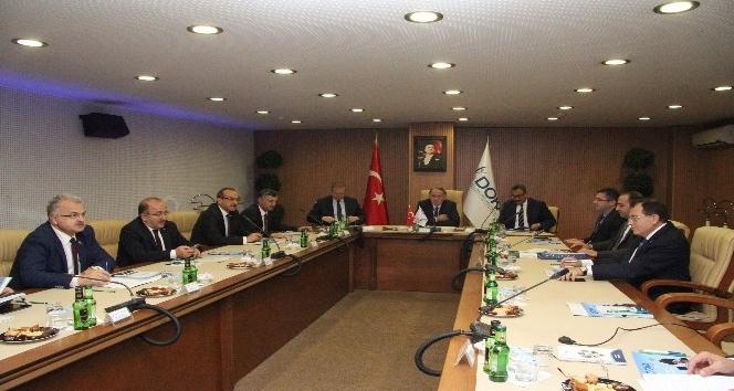 DOKA Yönetim Kurulu Toplantısı yapıldı