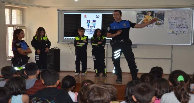 Muş TDP'den öğrencilere güvenlik eğitimi