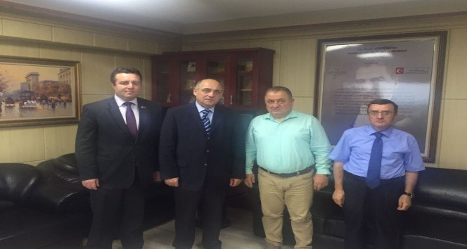 Gürcistan ile Türkiye arasındaki ticareti arttırmak için bir araya geldiler