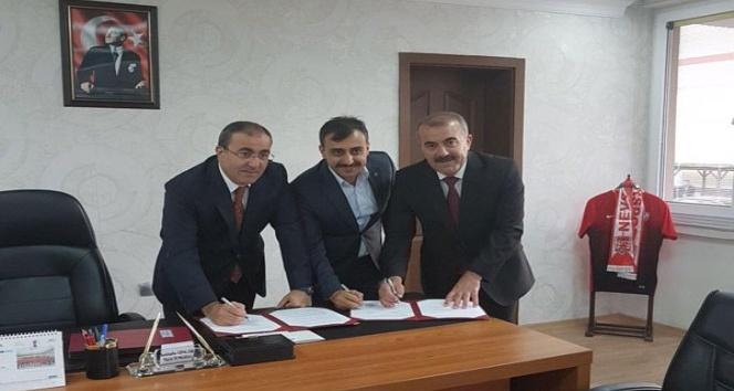 Milli Eğitim Müdürlüğü ile TÜGVA iş birliği protokolü imzaladı