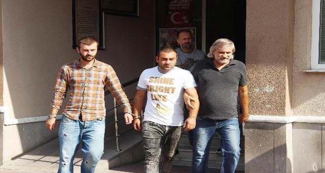 Gürcistan uyruklu kapkaççılar yakalandı