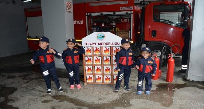 Sinop'ta İtfaiye Haftası kutlandı