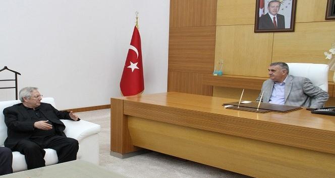 Aziz Yıldırım'dan, Başkan Toçoğlu'na ziyaret