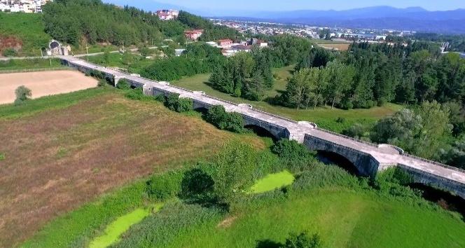 Justinianus Köprüsü belgesel oldu