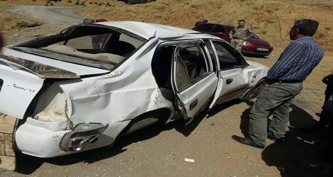 Muş'ta kaza: 1 ölü, 3 yaralı