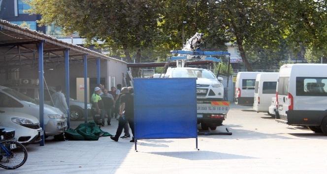 Denizli'de kadın cinayeti