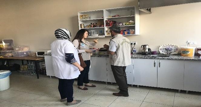 Okul kantin ve yemekhanelerinin denetimlerine başlandı