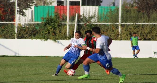 TFF 3. Lig: Diyarbekirspor: 1 - Ergene Velimeşespor: 1