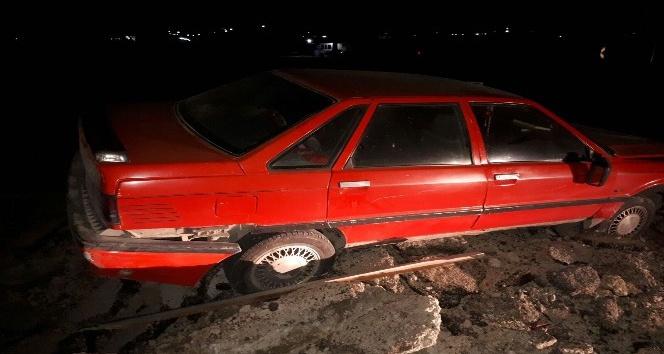 Sivas'ta trafik kazası: 2 yaralı