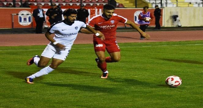 TFF 3. Lig: Dardanelspor: 2 - Kozan Belediyespor: 0