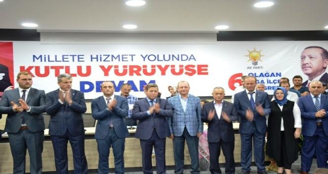 AK Parti Biga ilçe kongresi