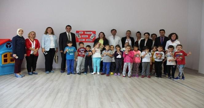 Dünya Okul Süt Günü kutlaması
