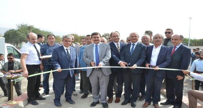 Erzincan şeker fabrikası'nın 2017-2018 yılı pancar alım kampanyası başladı