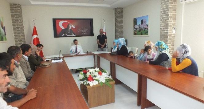 Kaymakam ve Belediye Başkan Vekili Kırlı, 'Halk gününde' vatandaşlarla bir araya geldi