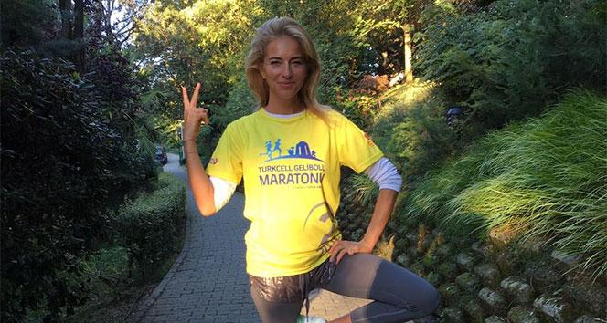 Ünlüler, Turkcell Gelibolu Maratonunda Barış için koşuyor