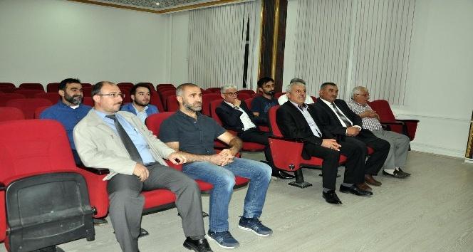 Sorgun'da güvenlik kurulu toplantısı yapıldı