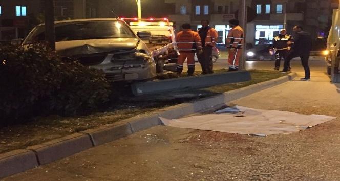 34 yaşındaki kadının ölümüne sebep olan alkollü sürücü tahliye edildi