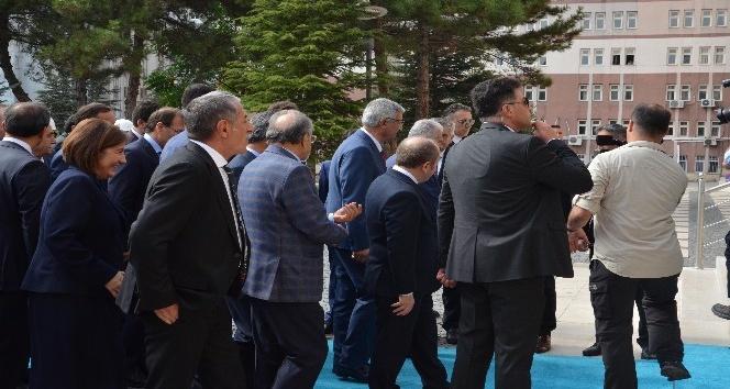 Başbakan Yıldırım Çorum Valiliğini ziyaret etti