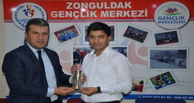 Topoğlu, Zonguldak'taki tesisleri gezdi
