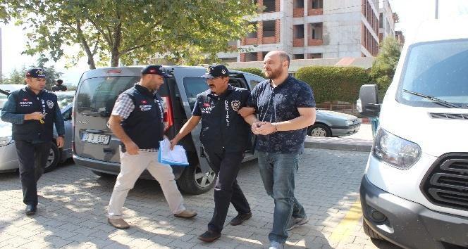 Denizli'de kadın cinayetinin zanlısı tutuklandı