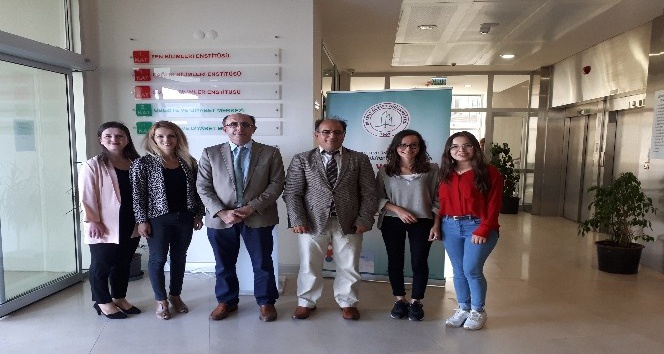 Türkiye'nin ilk Podoloji Yüksek Lisans öğrencileri eğitim ve öğretime başladı