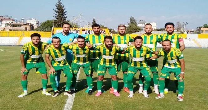 TFF 3. Lig: Osmaniyespor: 0 - Karacabey Birlikspor: 1
