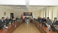 KMÜde güvenlik koordinasyon toplantısı