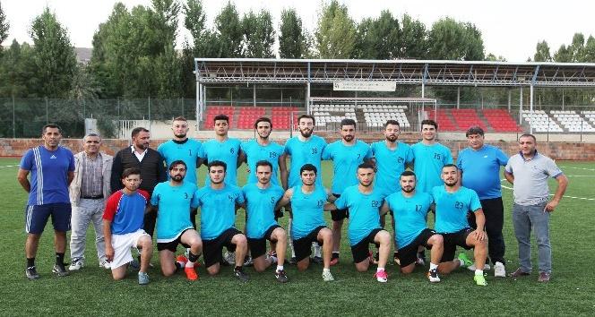 Ahlat Spor sezon hazırlıklarına başladı
