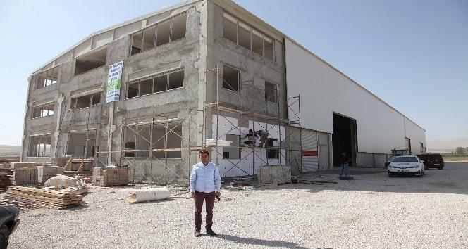 Ahlat'a 5 milyon liralık tarım yatırımı