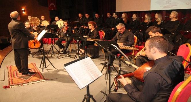 Elazığ'da Muharrem Ayı konseri