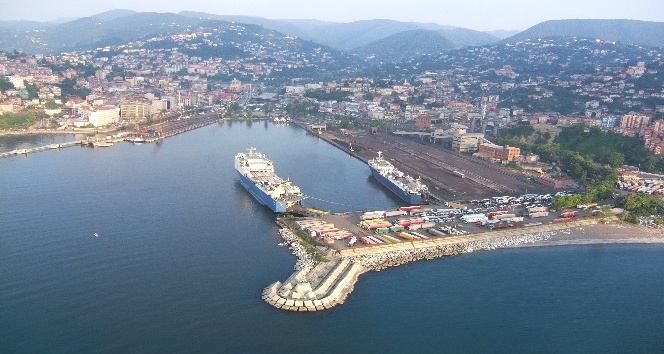 Zonguldak'ta ihracat ve ithalat arttı