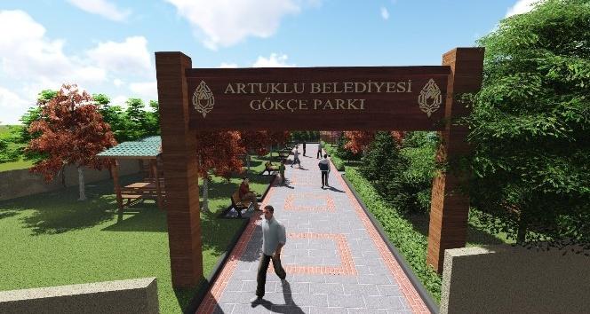 Artuklu Belediyesi ilçeye 3 park daha kazandırıyor