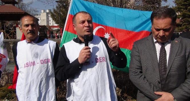 Asimder'den Dağlık Karabağ'a giden Uras, Çetinoğlu, Bayramoğlu ve Katırcıoğlu'na tepki