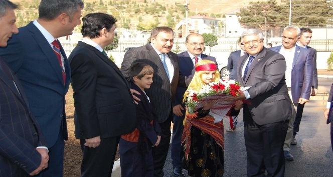Bakan Eroğlu'ndan Bitlis'e 19 milyonluk müjde