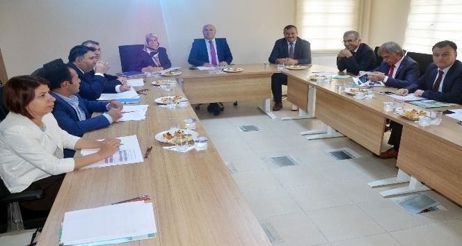 Otizmli bireylere destek toplantısı düzenlendi