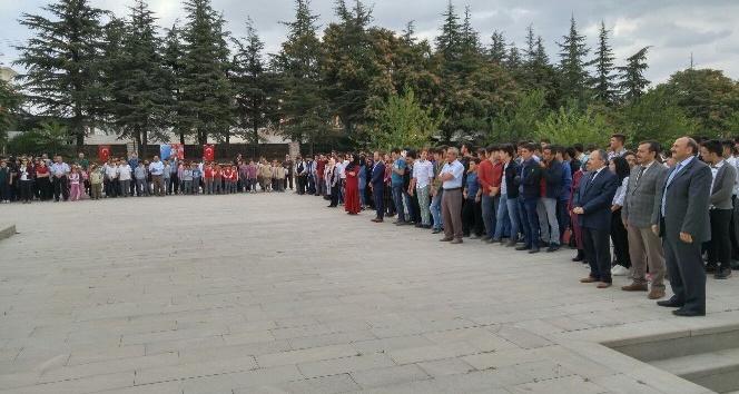 Bolvadin'de, 15 Temmuz Şehitleri anıldı
