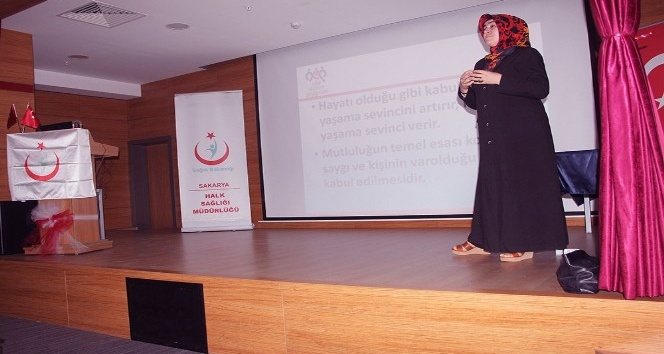 Halk Sağlığından 'Dünya İşitme Engelliler Haftası' konferansı